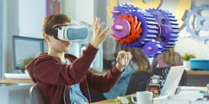 Le tre forme della Realtà Estesa: aumentata, virtuale e mista