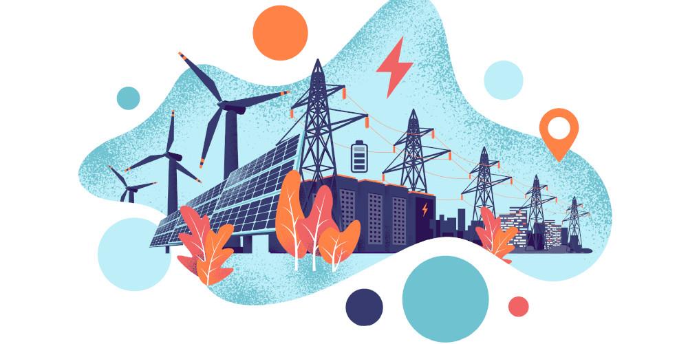 La disruption tecnologica del mondo Energy