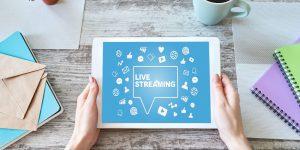Lo streaming come strumento di marketing in ambito industriale
