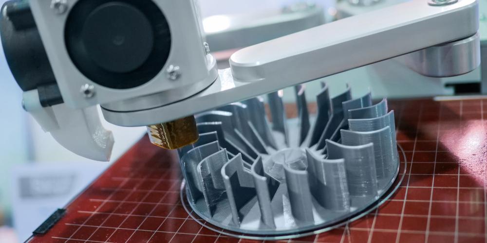 Evoluzione e stato dell'arte della stampa 3D